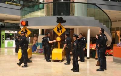 Policia Vial Inaugura Módulo En Fashion Mall El Heraldo De