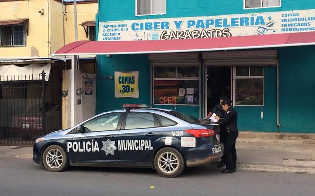 Sujeto Armado Asalta Mercería En La Colonia Villa Juárez El